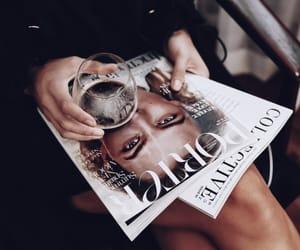 magazine, aesthetic, and girl image