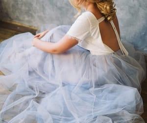 bridal, elegance, and femininity image
