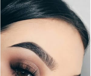 aesthetic, smokey eyes, and soft image