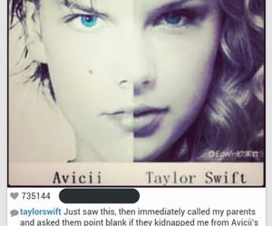 rip, Taylor Swift, and avicii image