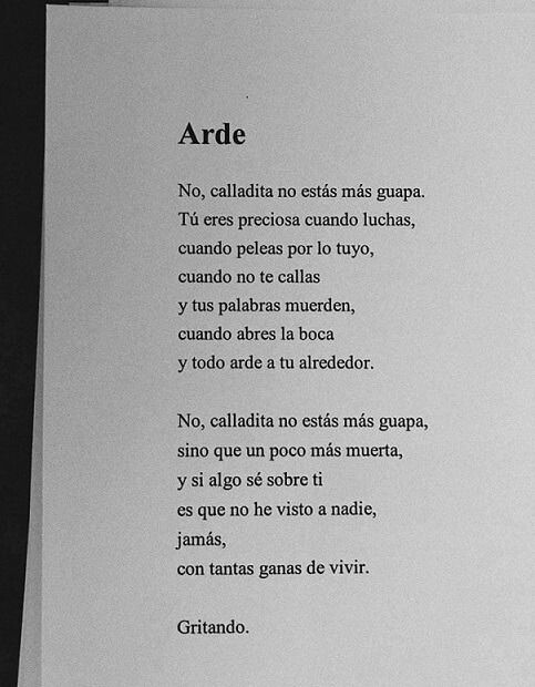 Image About Poema In Fraseswords By Fiore