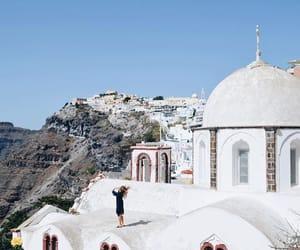 girl, Greece, and greek image