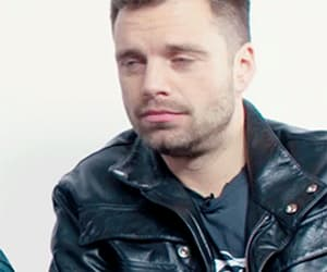 actor, funny face, and sebastian stan image