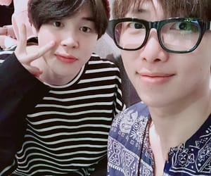 rm, jimin, and bts image
