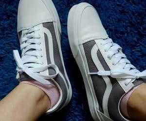 shoes, vans, and vansgirls image