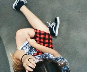 girl, grunge, and rua image