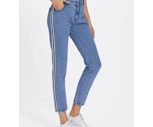 clothing, jeans, and spring image