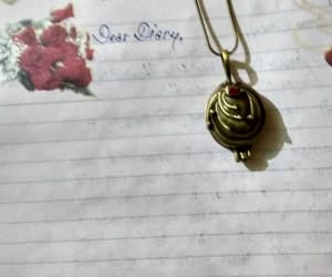 memories, necklace, and The Originals image