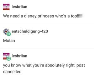 disney, disney princess, and meme image