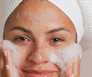 article, skin care, and tumblr image