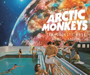 arctic monkeys and alternative image