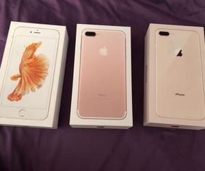 collection, gold, and iphone image