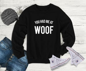 etsy, woof, and funny image