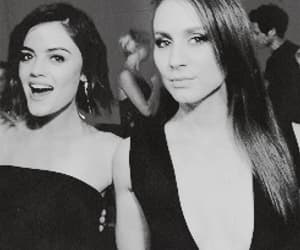 lucy hale and troian bellisario image