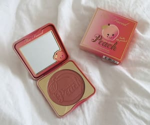 aesthetic, blush, and asia image