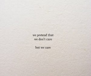 quotes, care, and Lyrics image