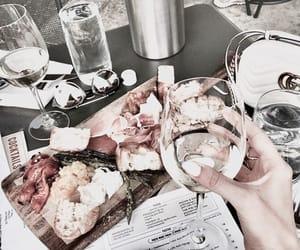 drinks and food image