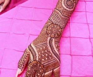henna and mehendi design image