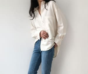 blouse, casual, and minimalist image
