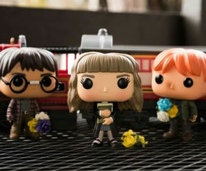 harry potter and funko pop image