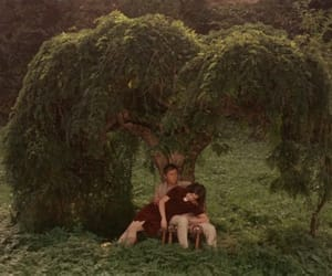 60s, nature, and love image