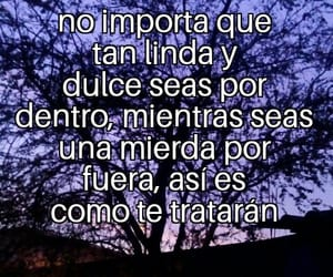 dulce, mierda, and frases image