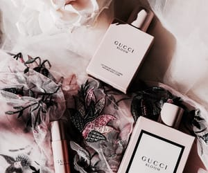 gucci, luxury, and perfume image
