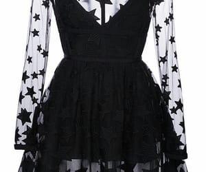 black, estrela, and preto image