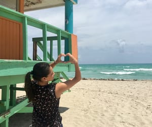 Miami, southbeach, and lovingmiami image