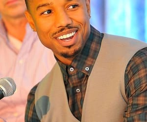 michael b jordan, actor, and handsome image