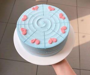 cake, pastel, and dessert image