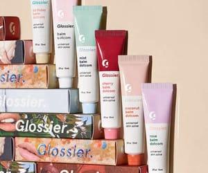 glossier, mint, and balmdotcom image