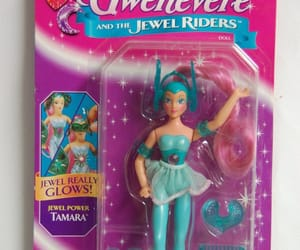 doll, Kenner, and jewel riders image