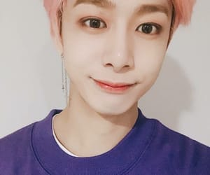 pink, hyungwon, and monstax image