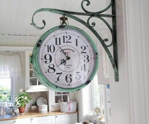 clock and home decor image