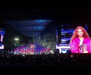 beyonce knowles, coachella, and beychella image