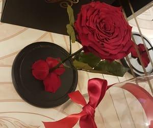 cadeau, offrir, and rose éternelle image