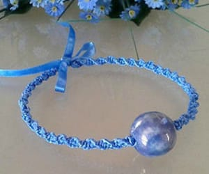 mothers day, blue jewelry, and ceramic jewelry image