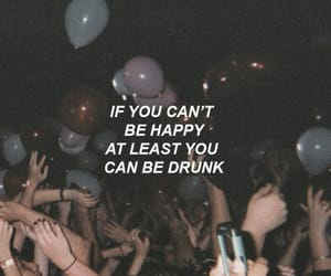 drunk, grunge, and party image