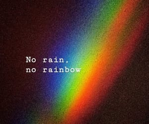 colors, nature, and rain image