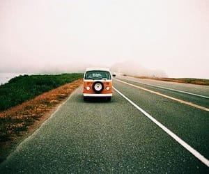 road, indie, and car image