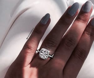 accessories, nails, and ring image