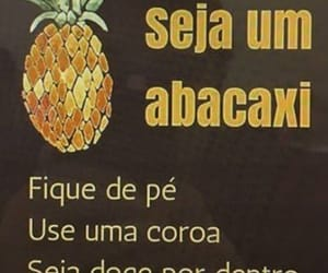 be, kindness, and pineapple image