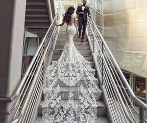 wedding and dress image