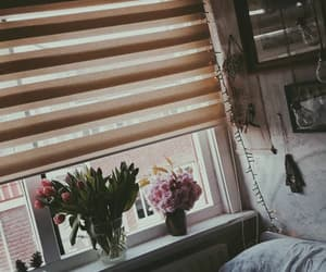 home, room decor, and spring image