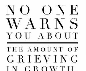 grief and growth image