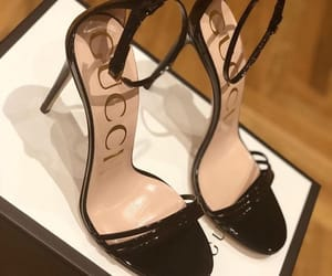 gucci and heels image
