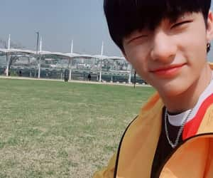 hyunjin, kpop, and stray kids image