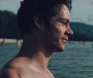 dylan, maze runner, and dylan o'brien image