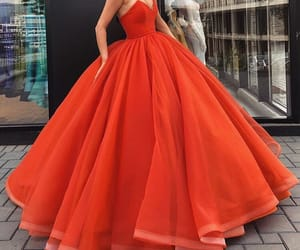dress, passion, and trendy image